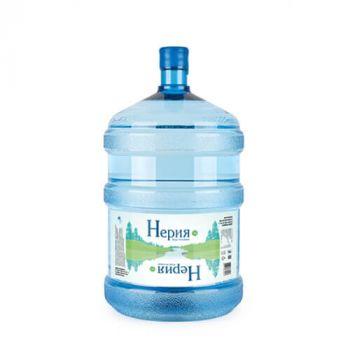 """Питьевая вода """"Нерия"""" 19 литров"""