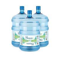 """Комплект из 3х бутылок Питьевая вода """"Нерия"""" 19 литров"""